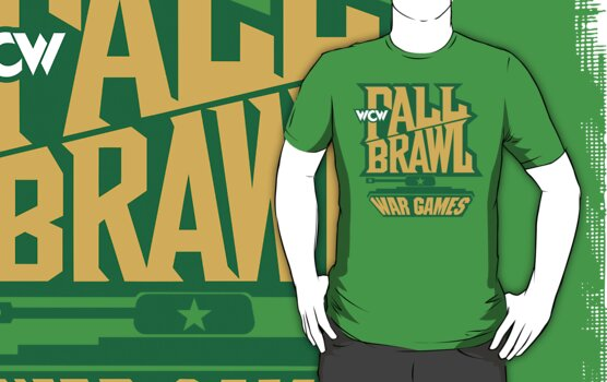 WCW - Fall Brawl War Games by SwiftWind