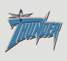 WCW Thunder Logo by SwiftWind