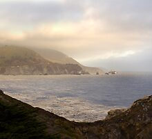 Bixby Bridge, Big Sur, CA by korinneleigh