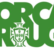 FORCA! PORTUGAL Sticker