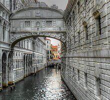 Ponte dei Sospiri by TheaDaams