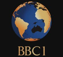 BBC computer originated world (globe) COW logo T-Shirt