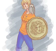 Annabeth Chase - PJO/HoO by cheesecake12