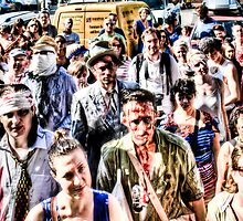 Group Zombie Photo by Noam  Kostucki