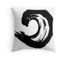 Enso 1 Throw Pillow