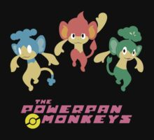 The Powerpan Monkeys by Zira