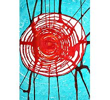 Web of Life original painting Photographic Print