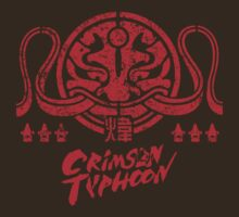 Pacific Rim - Crimson Typhoon by MWMcCullough