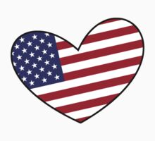 At Heart, I'm American. by June Watson