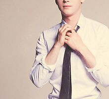 Logan Lerman by tatiananori