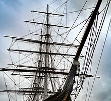Cutty Sark by Ludwig Wagner