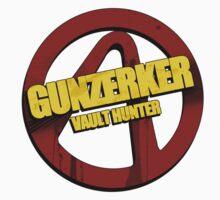 Gunzerker by Rhaenys