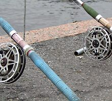 Reels of a Russian Рыбак by Mary-Elizabeth Kadlub