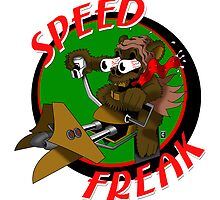 Ewok Speed Freak! by Tim Crook