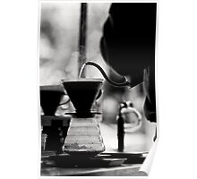 Pour Over . . . Poster