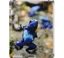 Poison Frog Screen Cling iPad Case/Skin