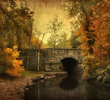 Bridge to Autumn by Jessica Jenney