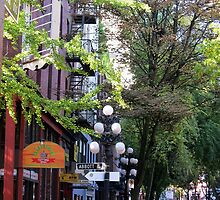 Gastown Vancouver, Canada 1 by daisy-lee