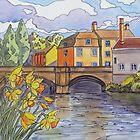Memories of Stamford, England by bevmorgan