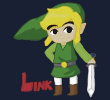 Legend of Link by SarahMulligan
