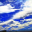 High Desert Sky by Chet  King