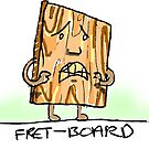 fret board by mouseman