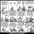 Copyright vs Shakespeare by Barry Deutsch