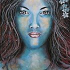 Blue  by Lynda Harris