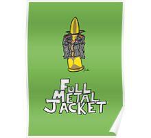 Full Metal Jacket Bullet Poster