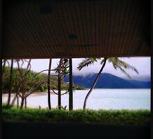 Beach Pavilion II by Niki Smallwood