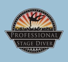 Professional Stage Diver Kids Clothes
