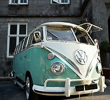 The Love Camper Van by Andy Freer