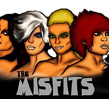 The Misfits by DiscordCBamBam