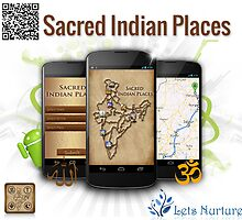 Sacred Indian Places by LetsNurture