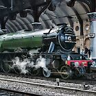 4472 Flying Scotsman by Ray Clarke