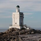 Shelley Point Lighthouse by fourthangel