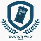 Doctor Who Emblem by yogags