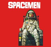 Spacemen  by BUB THE ZOMBIE