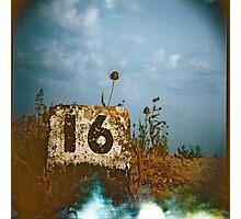 #16 Photographic Print