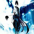 sasuke by paquito