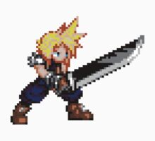 8-bit Cloud by droidwalker