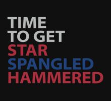Time To Get STAR SPANGLED HAMMERED by CalumCJL