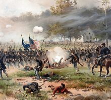 The Battle of Antietam -- Civil War by warishellstore