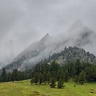 The Wild and Wet Flatirons by Greg Summers