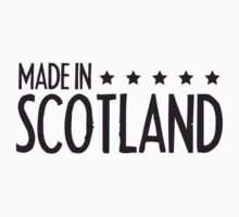 Made In Scotland Design by Style-O-Mat