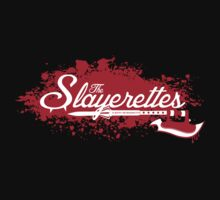 The Slayerettes - WHITE Kids Clothes