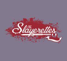 The Slayerettes - WHITE Kids Clothes