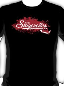 The Slayerettes - WHITE T-Shirt