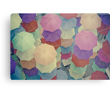 Colourful Cover Metal Print