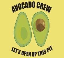 Avocado Crew Kids Clothes